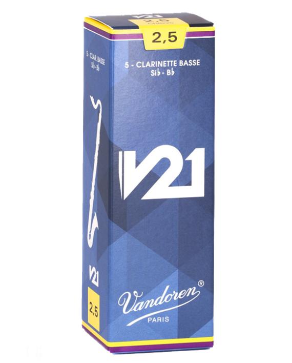 VD 21 bas klarinet