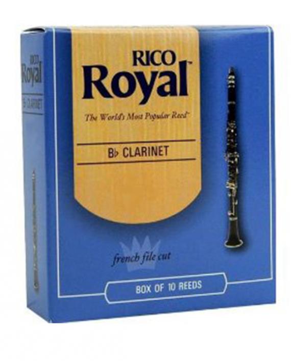 rico royal clarinet andersen